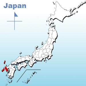 Nagasaki MustLoveJapan Video Travel Guide - Japan map nagasaki