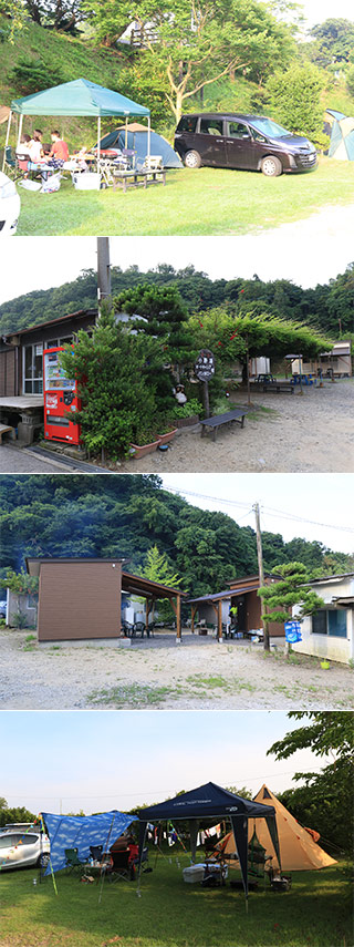 Chunichi Onoura Camp Site
