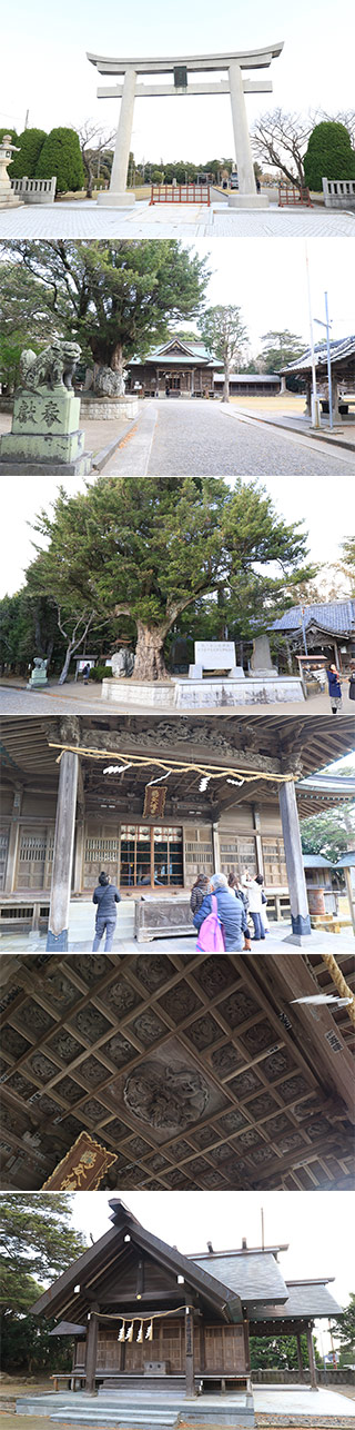 Tsurugaya Hachiman Shrine