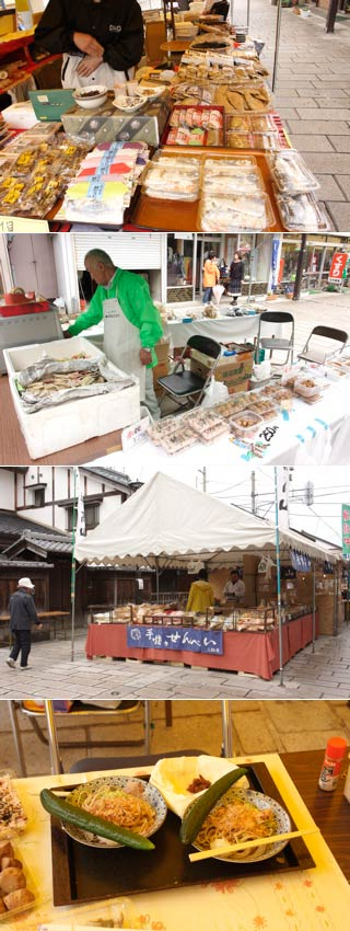 Shichiken Morning Market