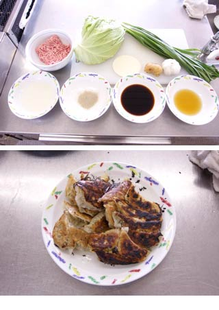how to cook gyoza in microwave