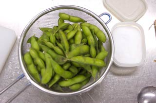How to cook Edamame