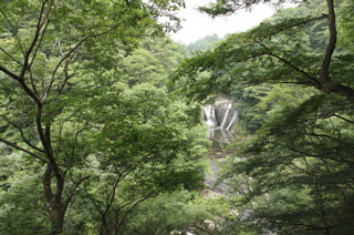 Namase Waterfall in Mito