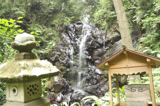 Fudo Waterfall in Mito