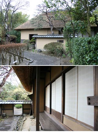 Samurai house of Kozeki