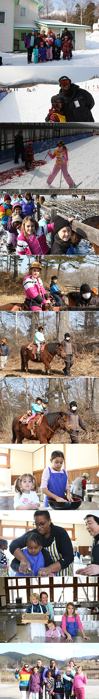 Winter Activities in Kiso