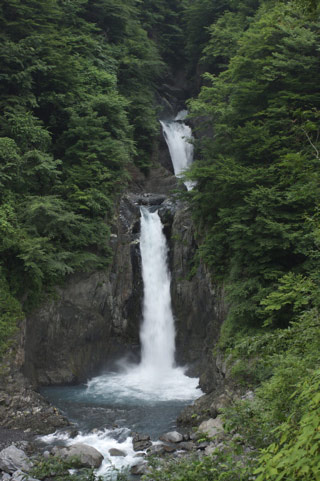 Akamizu Waterfall