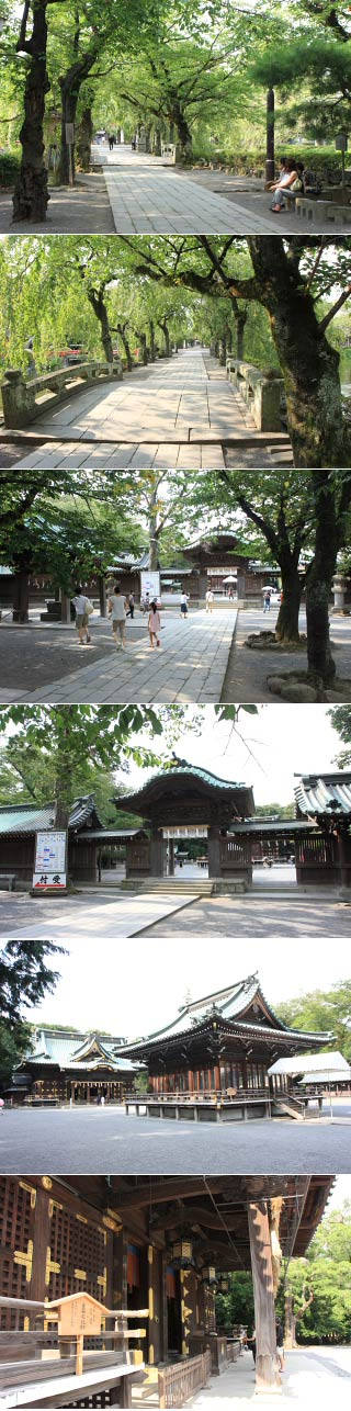 Mishima Grand Shrine