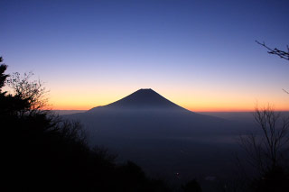 Sunrise at Mt. Kenashi