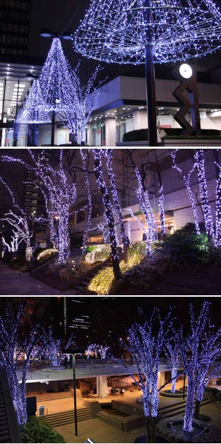 Shinjuku Illuminations 1