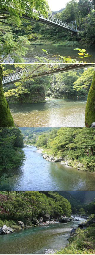 Mitake valley