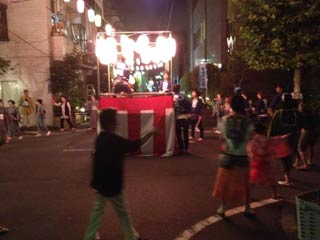 Ushijima Shrine Bon Odori Ishi 2