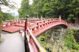 Nikko Sacred Bridge