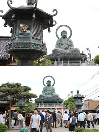 Takaoka Great Buddha