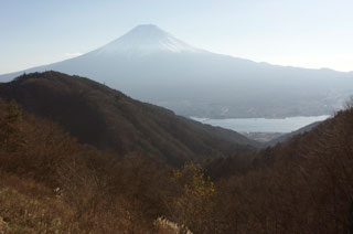 Misaka Mt.Pass