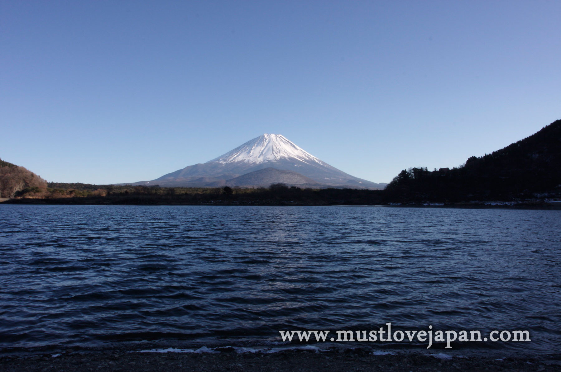Lake Shoji Summarized | MustLoveJapan Video Travel Guide